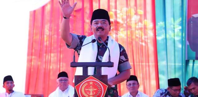 Panglima TNI: Tanpa Bimbingan Ulama, Umat Kehilangan Arah