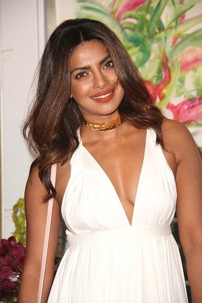 Priyanka Chopra Hot Stills at Guild Hall Summer Gala