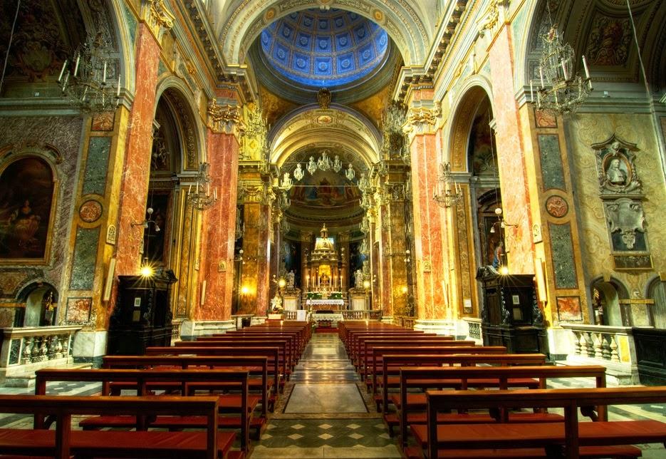 Santuario della Scala Santa Roma
