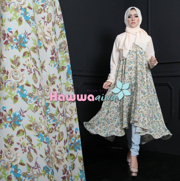 Trend Fashion Anak Muda 2016 Foto Baju Muslim Rancangan Ivan