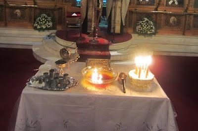 Το Ιερό Μυστήριο του Ευχελαίου Επιμέλεια-έρευνα Σοφία Ντρέκου