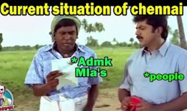 Current Situation Song of Chennai
