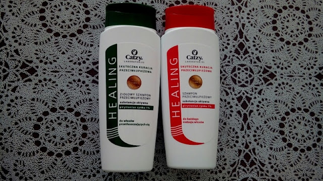Catzy healing szampon