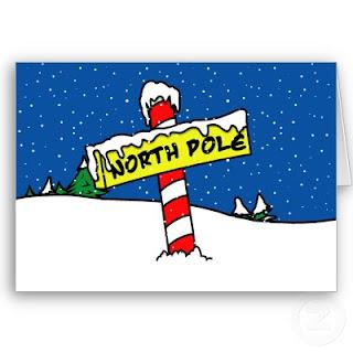 Northpole Christmas Cards kentscraft