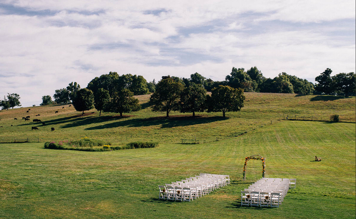 The Barn At Gibbet Hill Wedding Venues