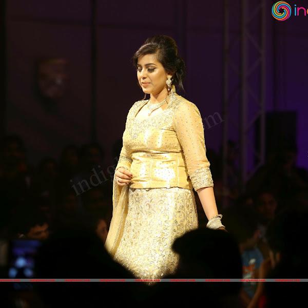 Jewel Mary latest photos from Kerala Fashion League