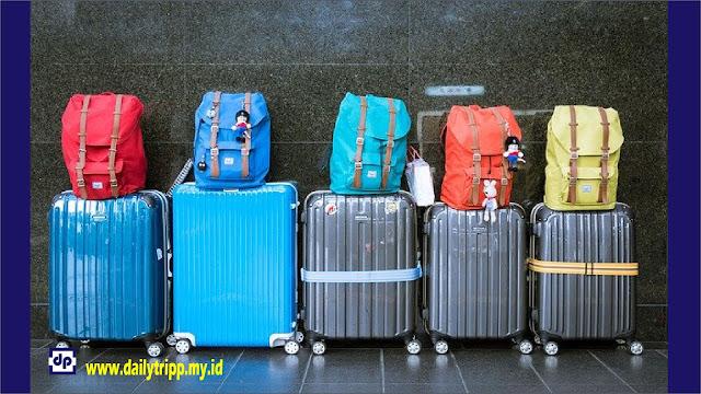 jenis jenis barang bawaan tamu di hotel, jenis barang bawaan tamu, barang bawaan tamu, jenis barang bawaan tamu berserta penjelasannya, macam-macam barang bawaan tamu, jenis-jenis barang bawaan tamu