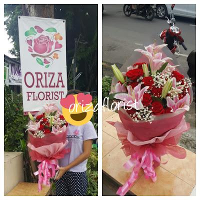 jual rangkaian bunga surabaya, toko rangkaian bunga surabaya, rangkaian bunga segar surabaya