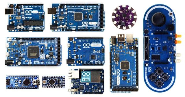 Belajar Arduino untuk pemula, arduino adalah board yang
