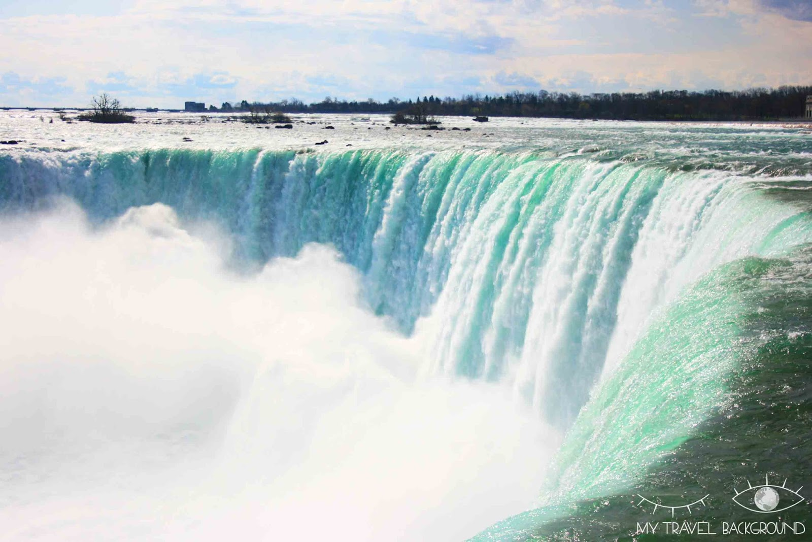 My Travel Background : Cartes Postale Canada