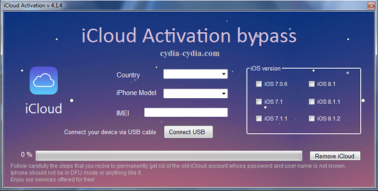 how to get passed activation lock on ipad