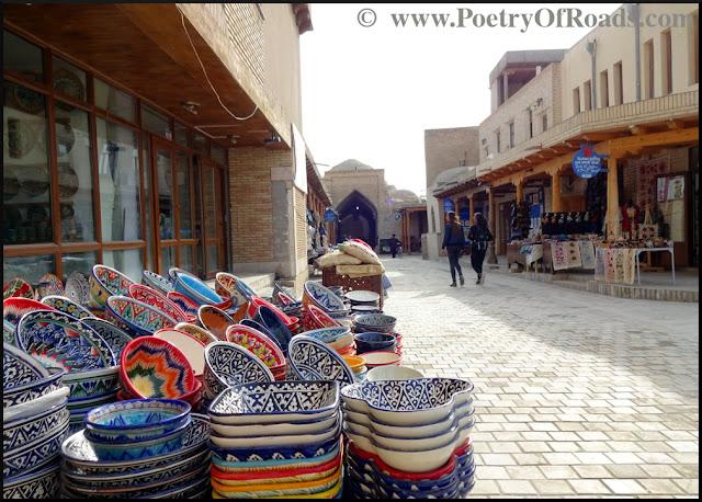 Glimpses of Uzbekistan - exploring Bukhara