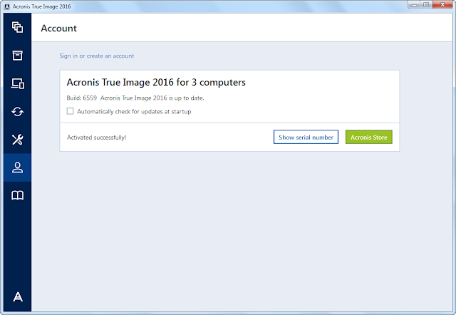 Acronis True Image 2016 Full Crack