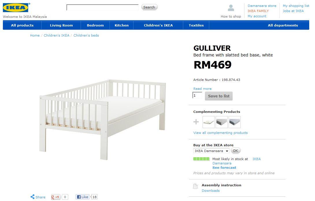 Kalo Aku La Kan Prefer Beli Katil Mcm Ni Untuk Haziq Ala2 Baby Cot Siap Ade Pagar Bahagian Yang Tak Berpagar Tu Rapatkan Ke