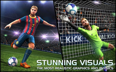 Download Game Final Kick: Online Football Apk v5.7 Mod Unlmite Money for Android