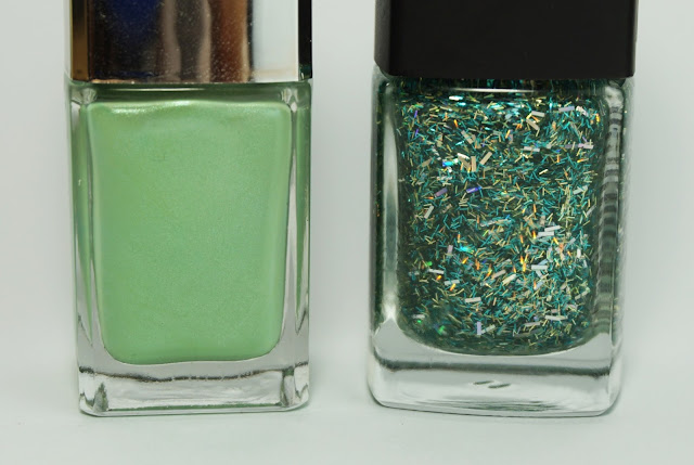 "Dior - Waterlily ""In the Jungle"" Catrice - Skie's Force"
