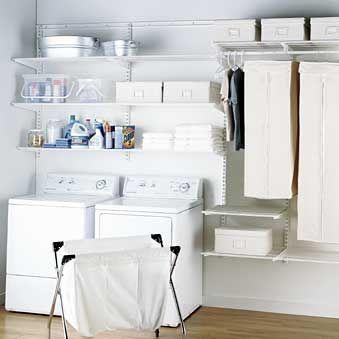 Good morning style planchador cuartos de planchado y lavado for Pila lavadero ikea