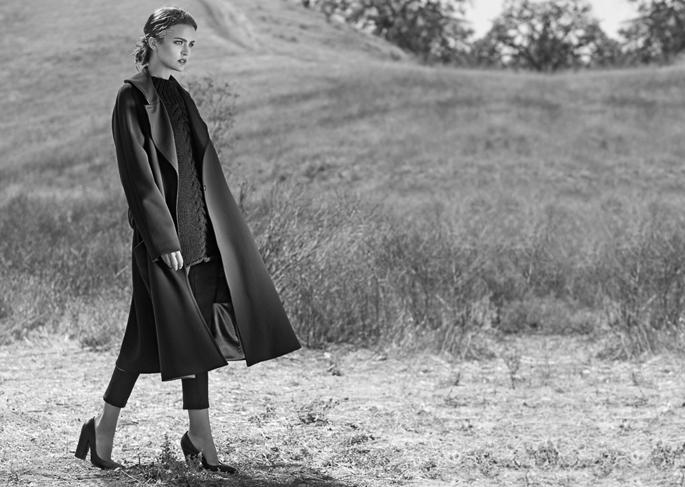 Модель Katelyn Pascavis в fashion съёмке