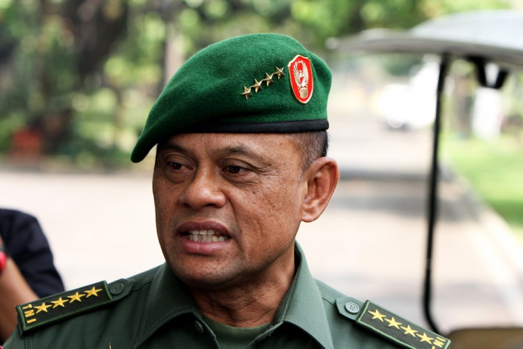 Panglima TNI: Ada Institusi Catut Nama Presiden untuk Datangkan 5000 Senjata Ilegal