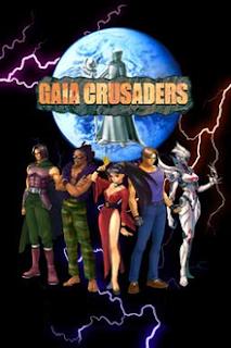 Gaia Crusaders arcade ( Arcade )