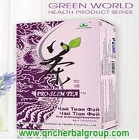 Khasiat Pro Slim Tea Green World