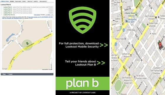 aplicación localizar celular android