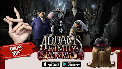 The Addams Family – Mystery Mansion Apk for Android Downlaod