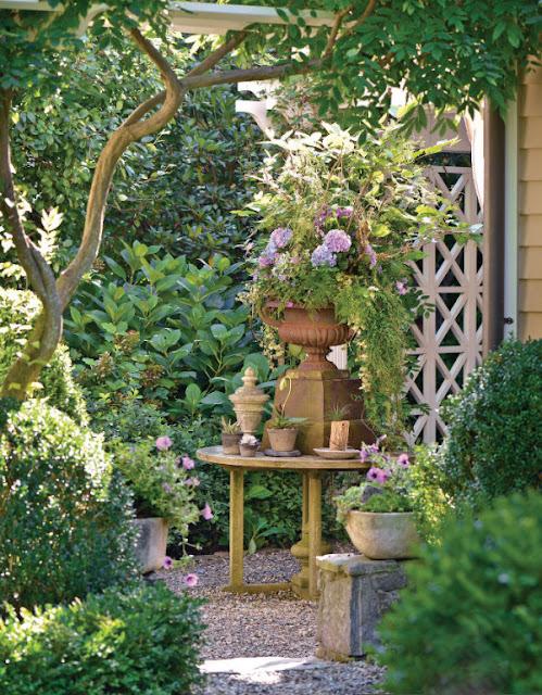 Secret Garden: Ciao! Newport Beach: June Garden