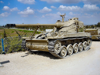 Light Tank AMX-13