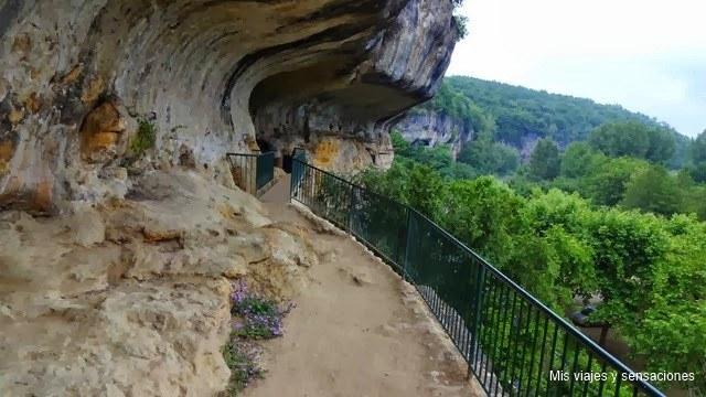 Grutas du Roc de Cazelle, Périgord Negro, Francia