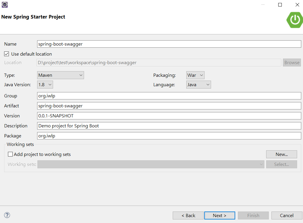 吃Bug寫Code: SpringMVC + SpringFox(Swagger2 0) + Spring Boot