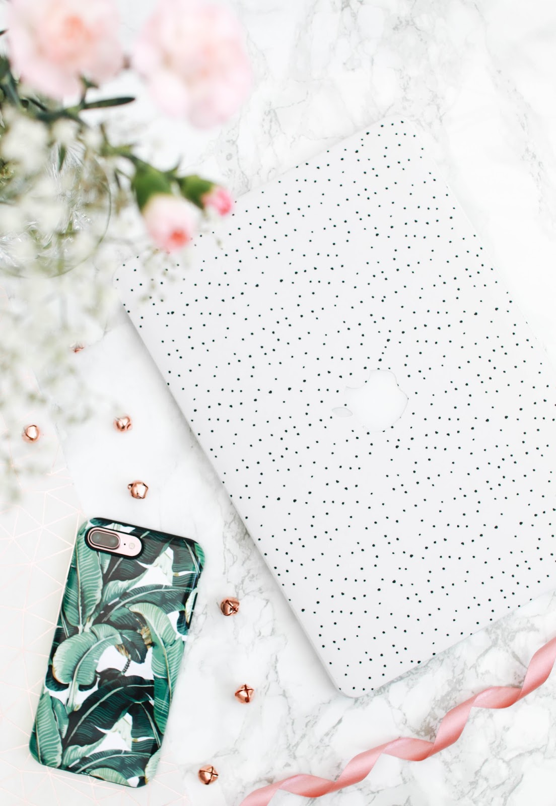 caseapp, collaboration, blogging collaboration, banana leaf print, dotty print, iphone case, laptop skin, macbook skin, phone case, iphone 7 plus case, flatlay, lifestyle blogger, fashion blogger, beauty blogger, forever september,