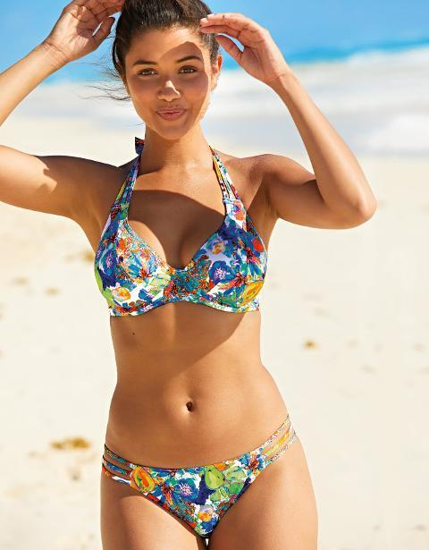 A great bikini from Freya in cup sized swimwear: Island Girl