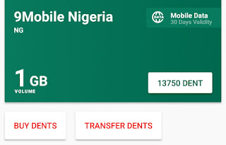 2019 MTN Glo 9mobile and Airtel Latest free Browsing Cheat via Dent App