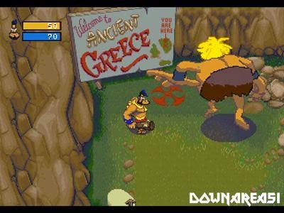 Herc's Adventure PSX Game