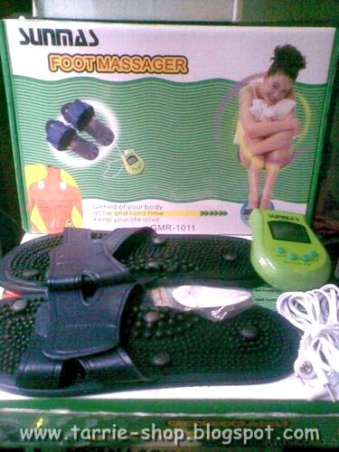 Foot Massager - Sunmas