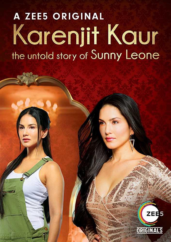 Karenjit Kaur The Untold Story of Sunny Leone (2018) TV Series Poster