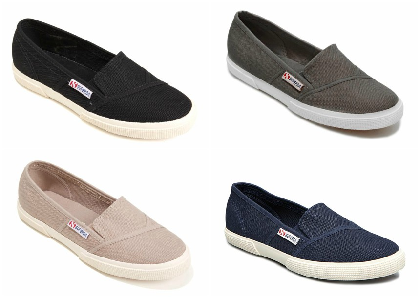 HSN: Superga Canvas Slip-Ons only $30 (reg $60) + Free Shipping!