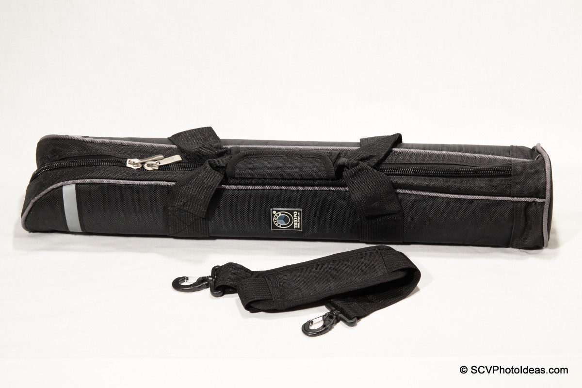 Triopo GX-1328 CF Tripod carry-bag+strap horizontal