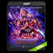 Avengers: Endgame (2019) HC HDCAM V2 720p Audio Dual Latino-Ingles