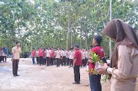 Kemah Pramuka SMK Teruna Jaya Nglipar 2017