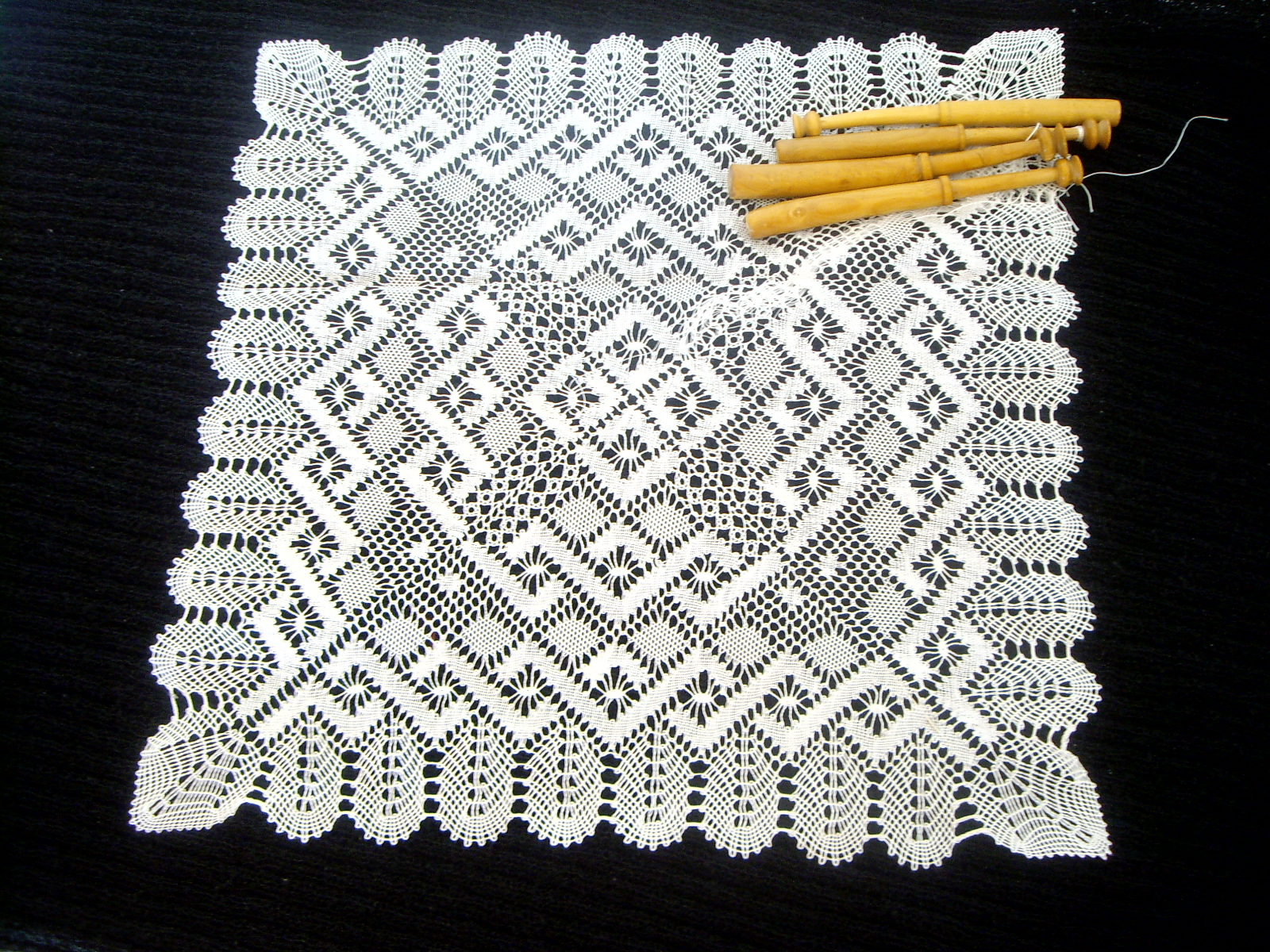 Increíble Patrón De Crochet Libre Para Pañuelos Infinito Galería ...