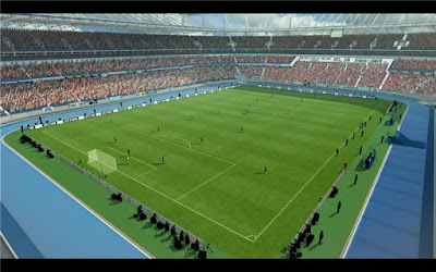 PES 2013 Arena do Grêmio FC Gremio For GDB by Sevak