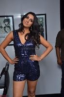 Sanjjanaa in a deep neck short dress spicy Pics 13 7 2017 ~  Exclusive Celebrities Galleries 047.JPG