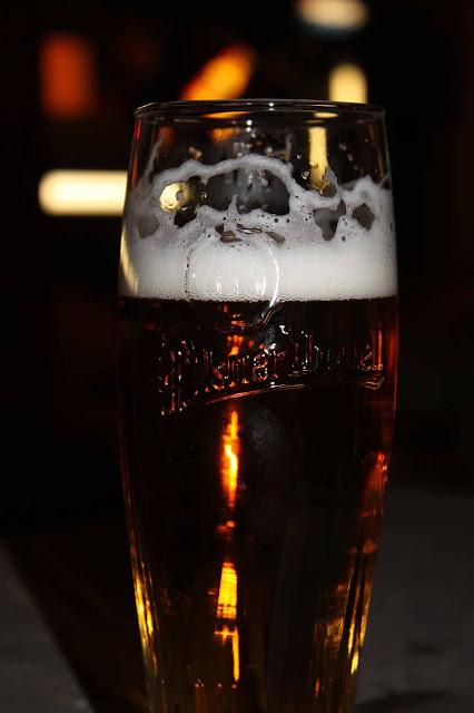 Tsekkiläistä olutta