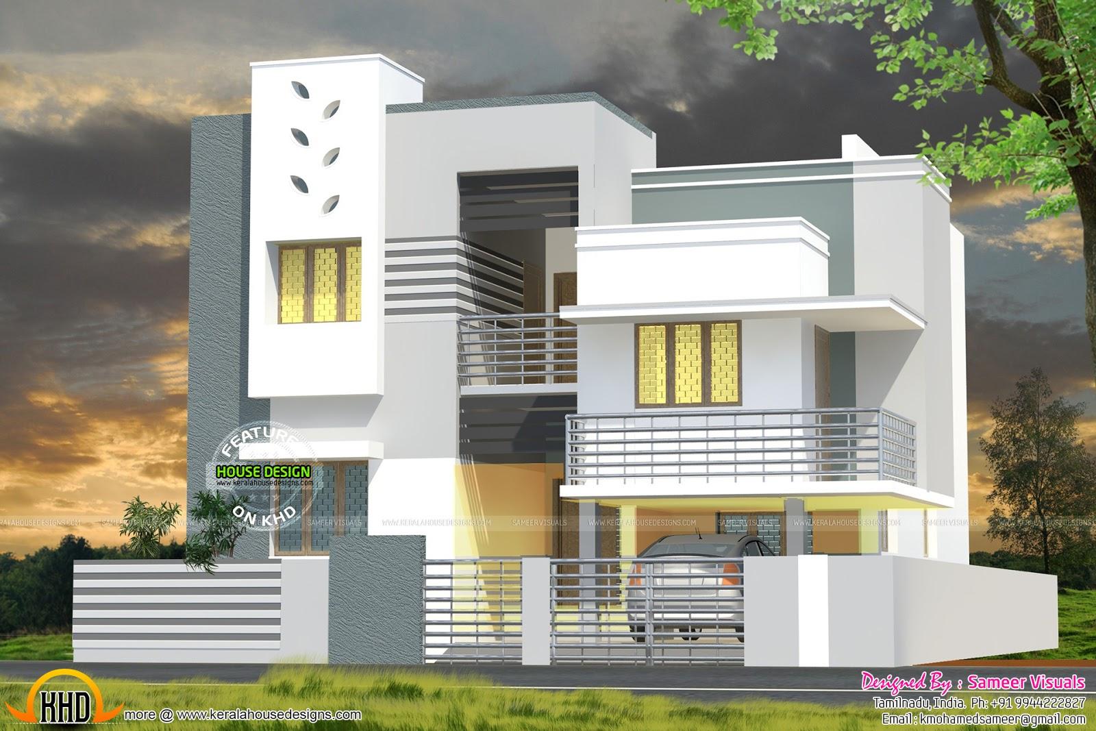 Modern house design - 3000 sq-ft | Kerala home design | Bloglovin' - Modern house design - 3000 sq-ft