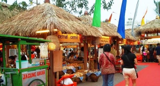 Happy Day Banyak Yang Enak Di Festival Kuliner Nusantara