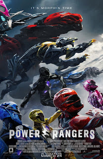Power Rangers (2017) Movie Banner Poster 18
