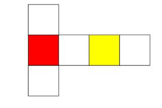 gambar jaring jaring kubus 7