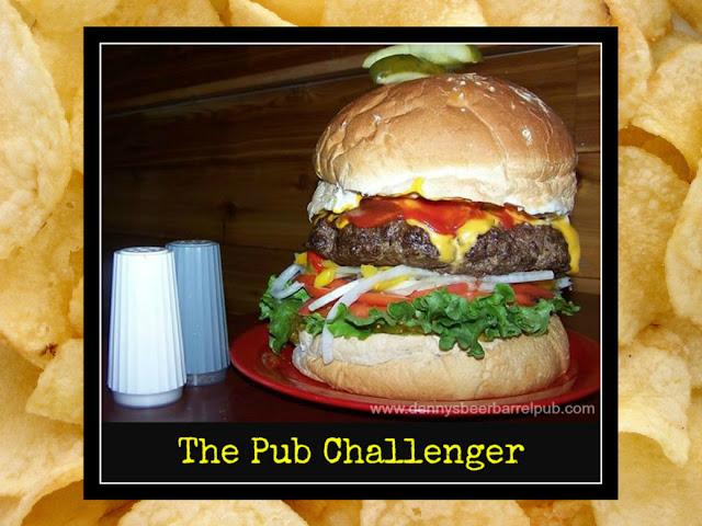 Denny's Beer Barrel Pub Challenger